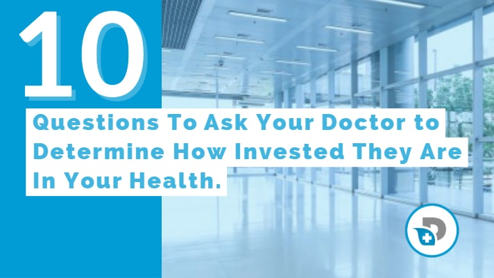 10 questions to ask your doctor
