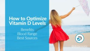 how to optimize vitamin d levels