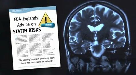 statins cause cognitive decline