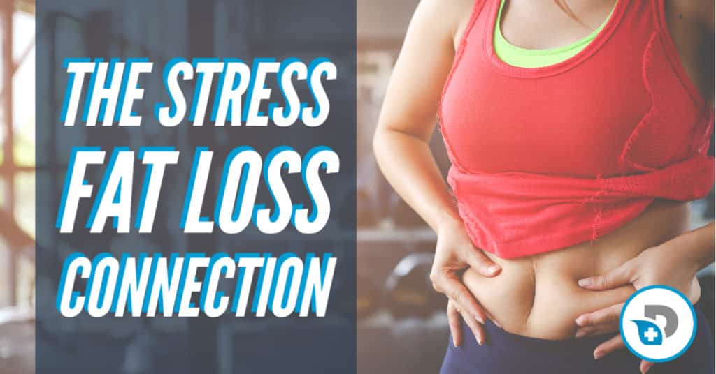 The Stress Fat Loss Connection