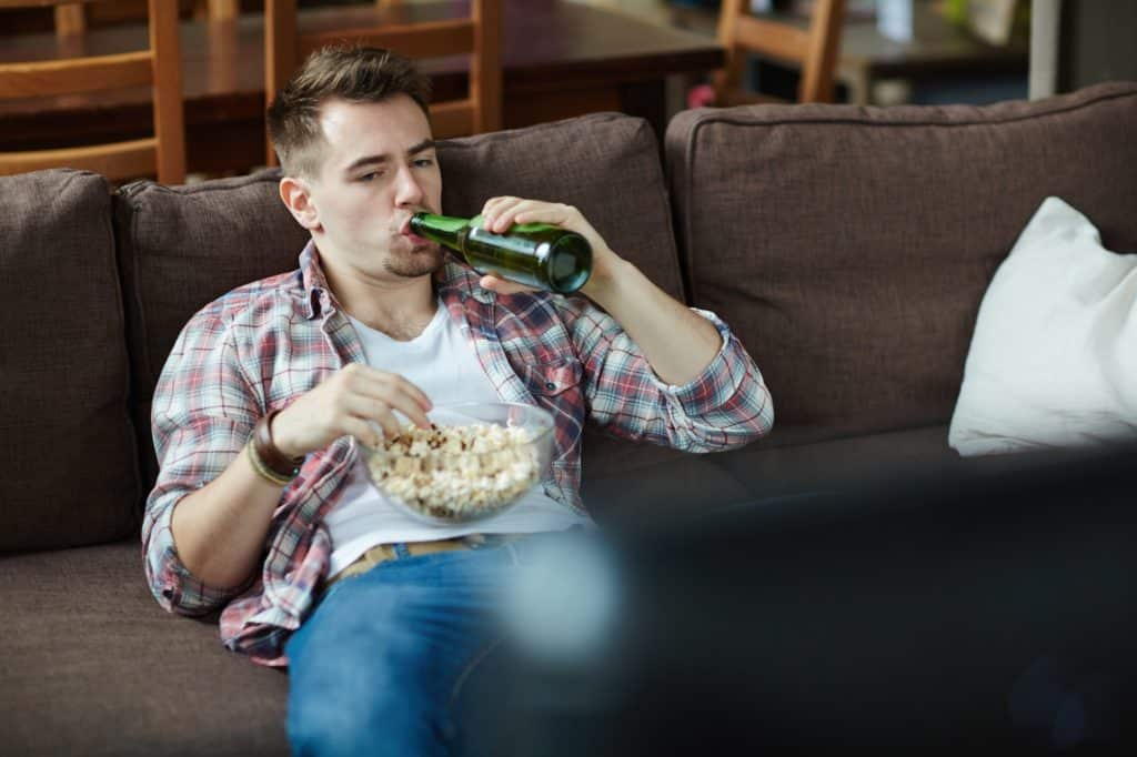 Even sedentary lifestyle is a cause of leaky gut