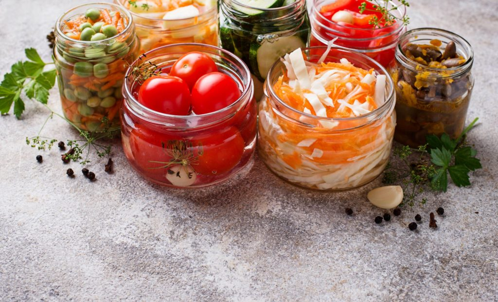 Eating fermented foods may help prevent and treat keto flu